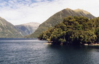 Lac Manapouri -27- Doubtful Sound