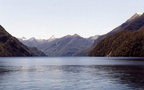 Lac Manapouri -07- Doubtful Sound