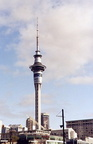 Auckland - la SKY Tower 328m