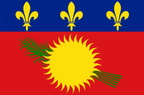 Drapeau Local de la Guadeloupe